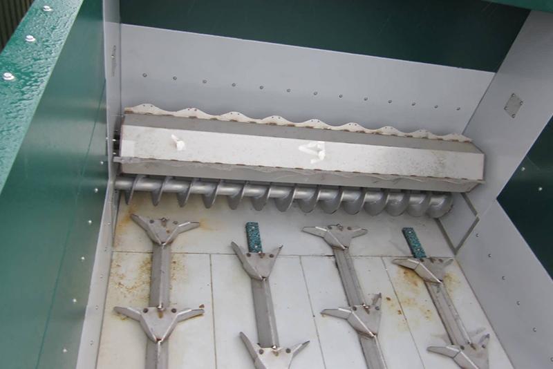 LSH BIOTECH Dosering & fødesystem/lager