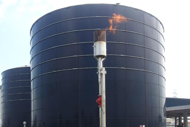 LSH BIOTECH Gasfakler